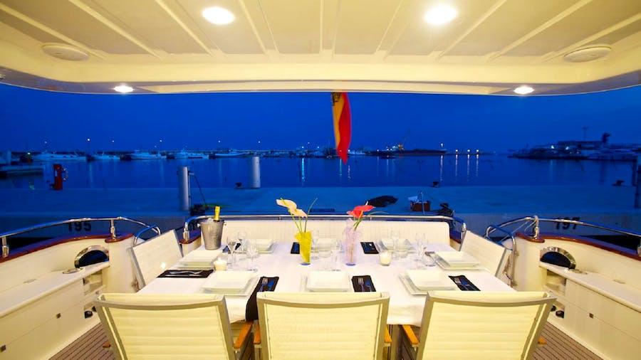 Mayte 4 Yacht