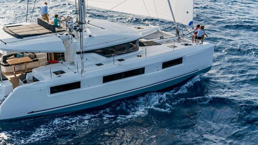 ETHER Yacht