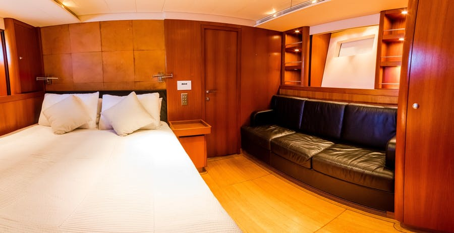 Features for HOPPETOSSE Private Luxury Yacht For sale