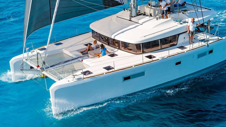 VIGILANT 2 Yacht