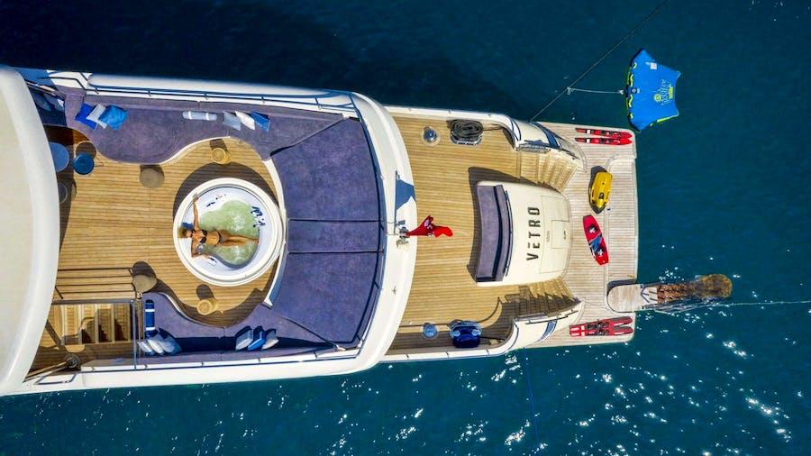 VETRO Yacht