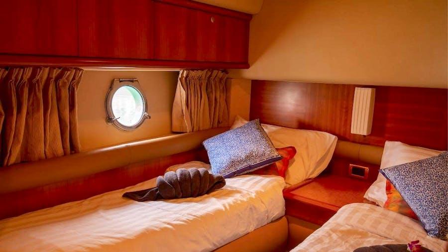 137 PILLARS SPIRIT Yacht