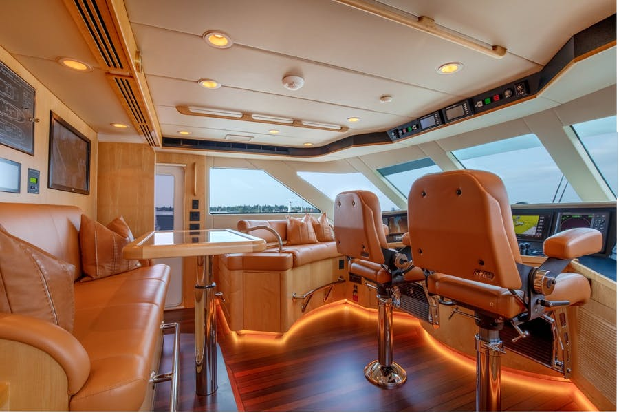 Features for SINBAD Private Luxury Yacht For sale