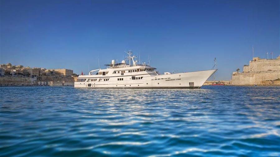 SANSSOUCI STAR Yacht