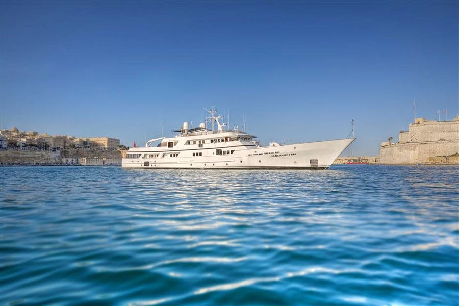Details for SANSSOUCI STAR Private Luxury Yacht For sale
