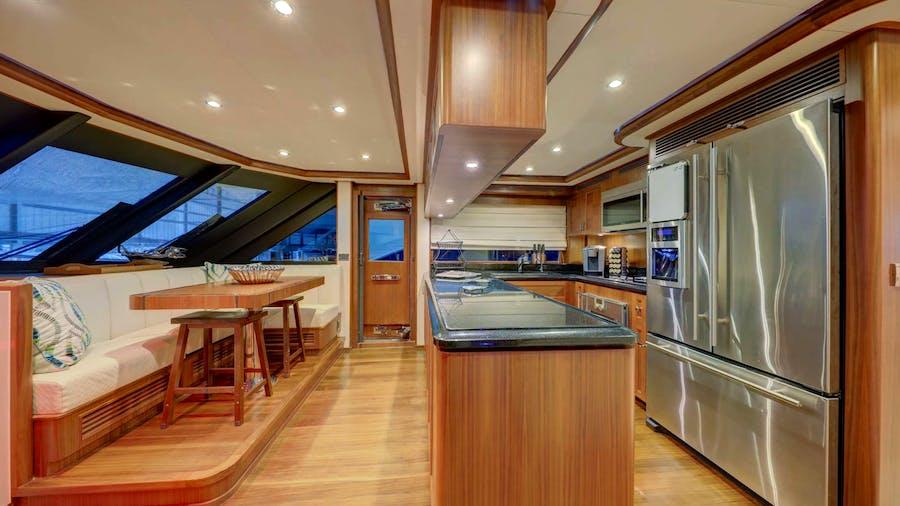 UNCORKED Yacht