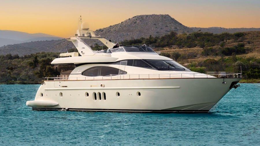ESTIA ZEUS Yacht