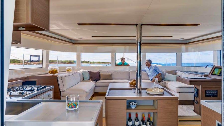 SUNFLOWER Yacht