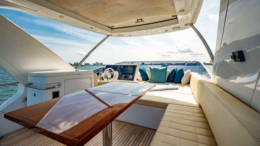 ROLLIN DEEP Yacht