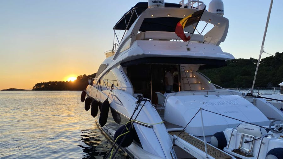 COPACABANA Yacht