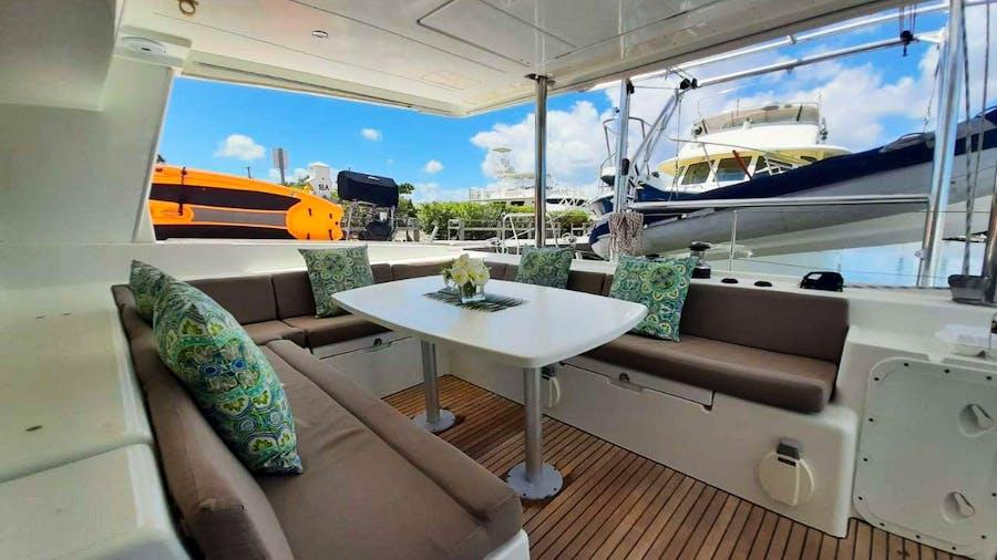 Sand Star Yacht