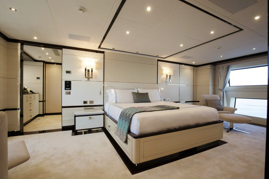 Features for INSPIRATION Private Luxury Yacht For sale