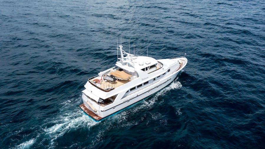 EDISON Yacht