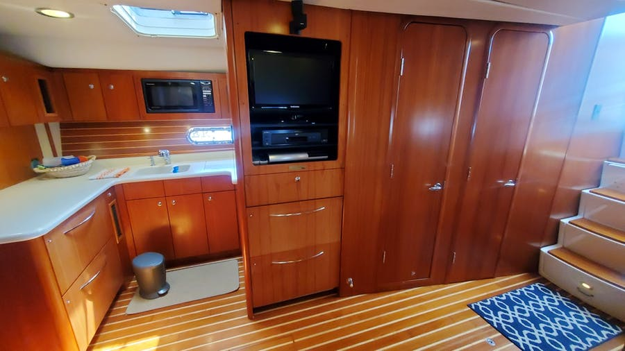 Details for TRANQUILITY Private Luxury Yacht For sale