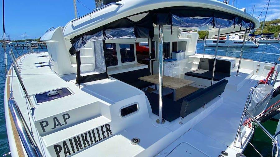 Painkiller Yacht