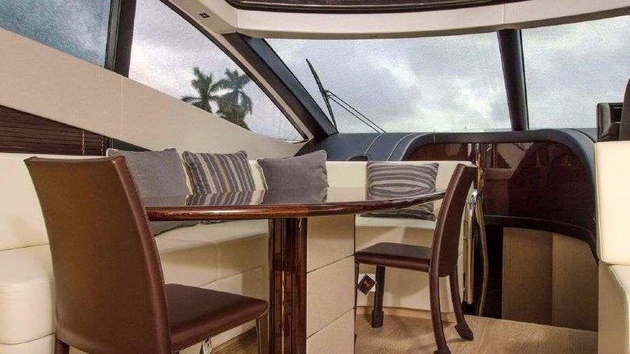GRAVITAS Yacht