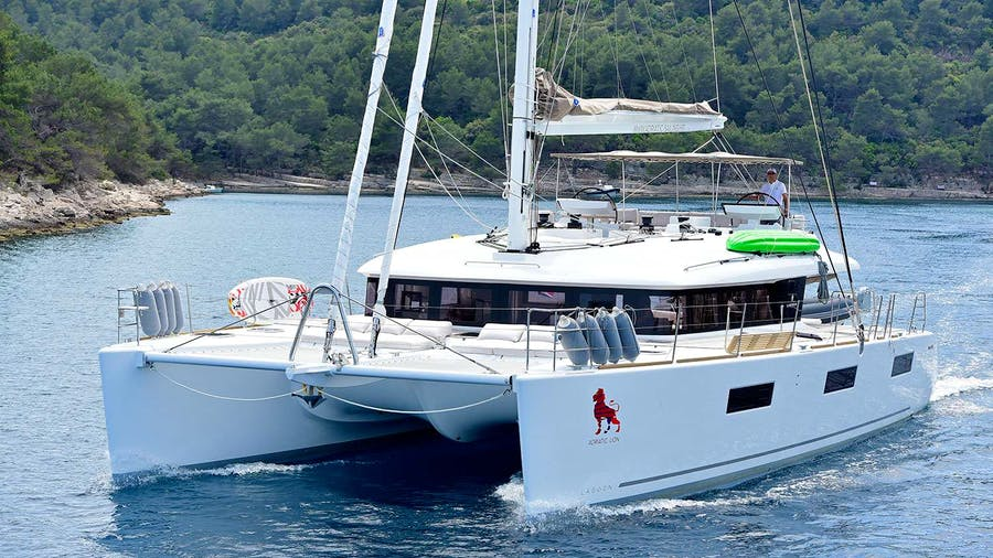 ADRIATIC LION (Lagoon 620) Yacht