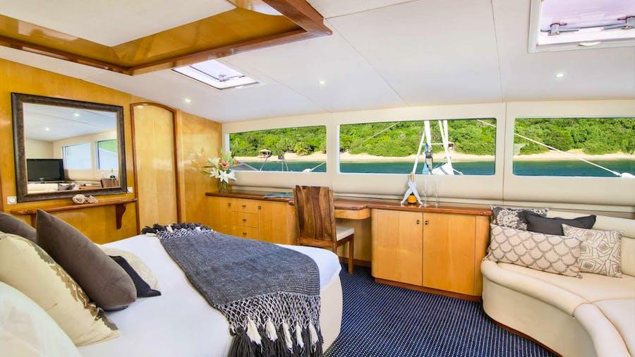ZINGARA Yacht