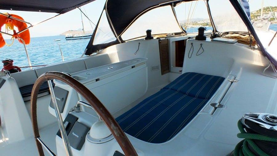 FERDA KAPTAN Yacht