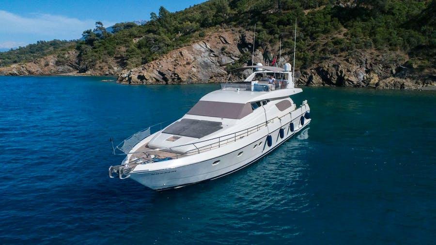 HURREM Yacht