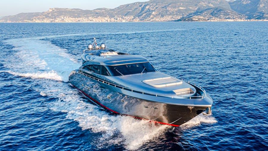 REVEIL Yacht