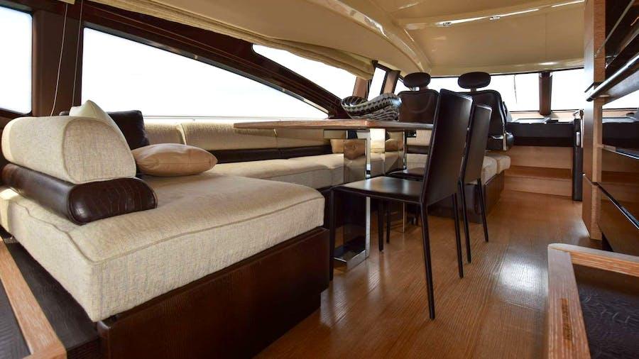 LUPO II Yacht