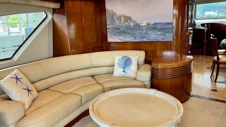 AZURE  Yacht