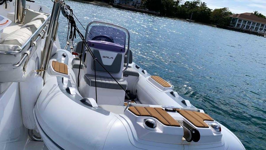 OCEANA 48 Yacht