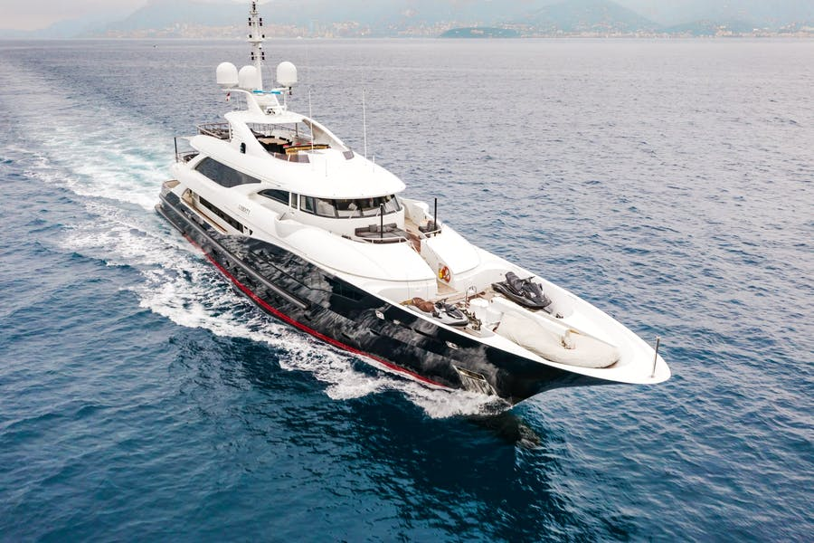 Details for LIBERTY Private Luxury Yacht For sale