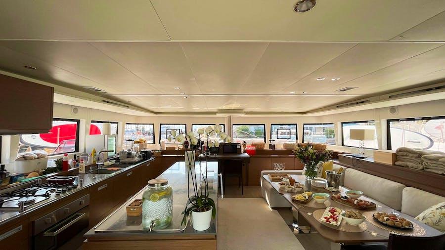 ADRIATIC TIGER (Lagoon 620) Yacht