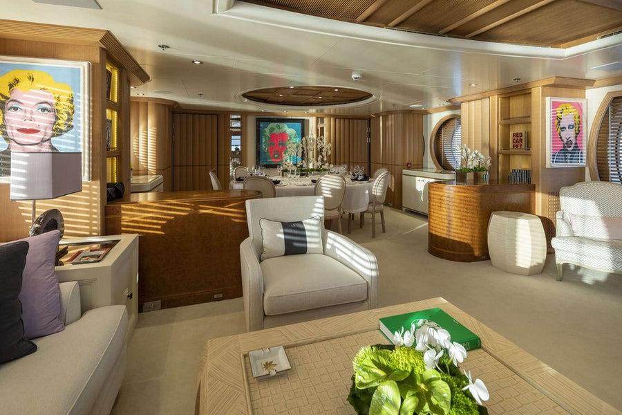 Tendar & Toys for MARLA Private Luxury Yacht For charter