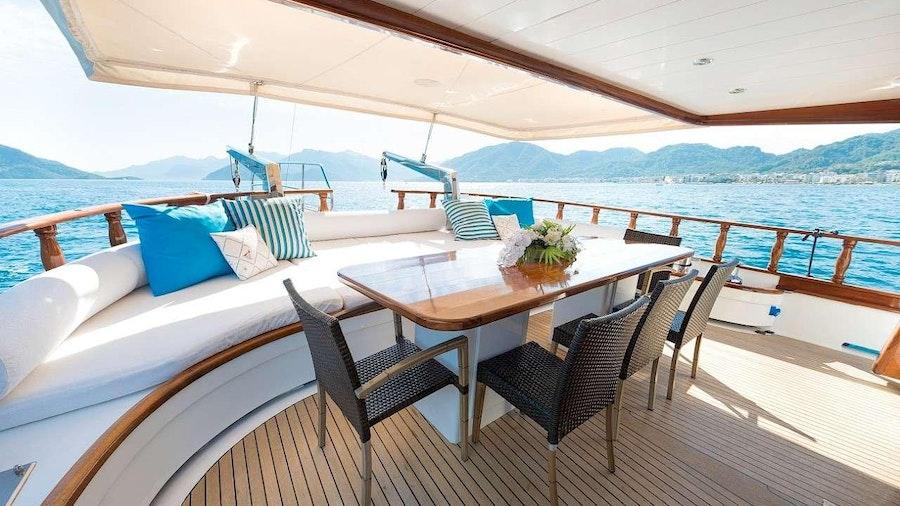WHITE ROSE Yacht