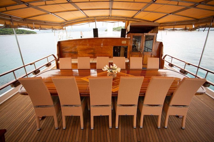 Tendar & Toys for KADENA Private Luxury Yacht For charter