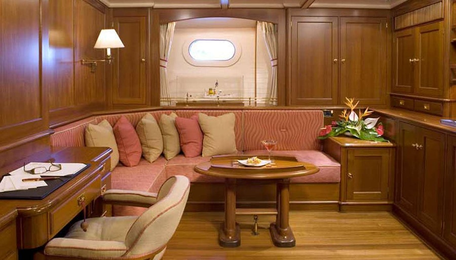 Tendar & Toys for AXIA Private Luxury Yacht For charter