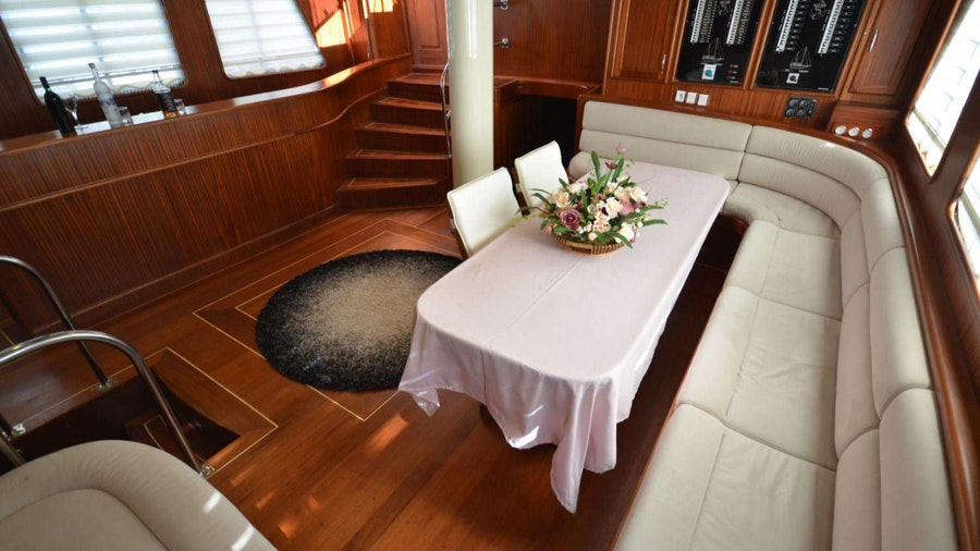 Cagan Yacht